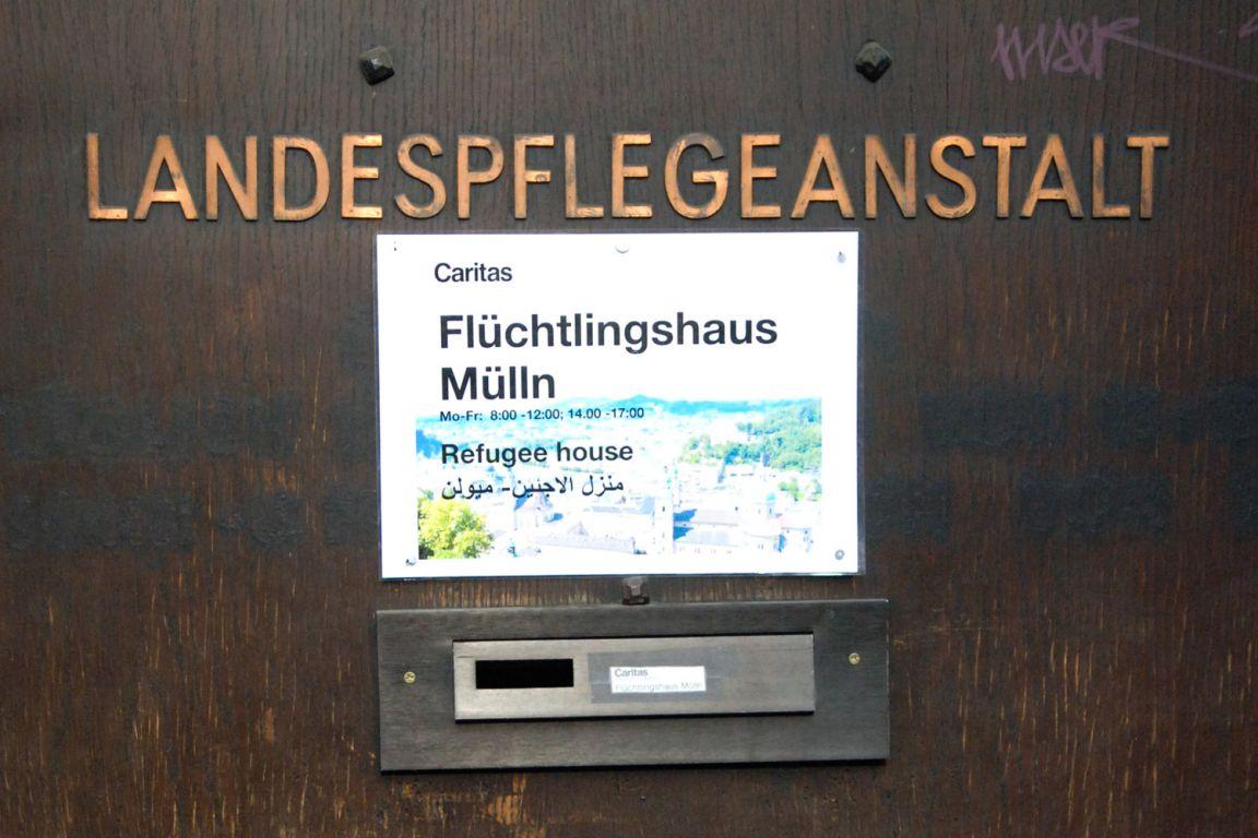 Salzburg, Asylwerber, Flüchtlinge,